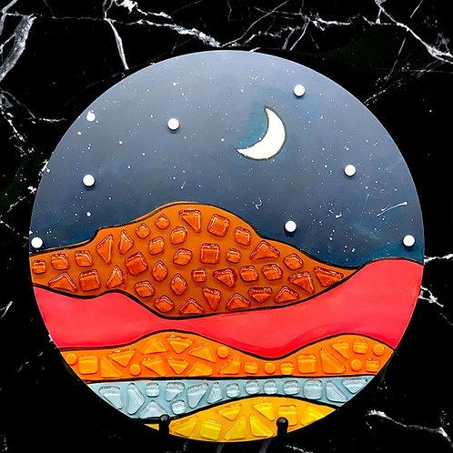 Desert Moon Mosaic