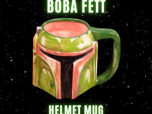 Boba Fett Helmet Mug