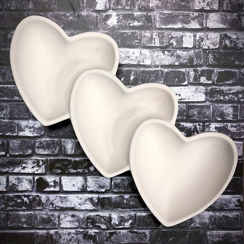 Three Heart Tray