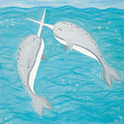 Narwhals Canvas