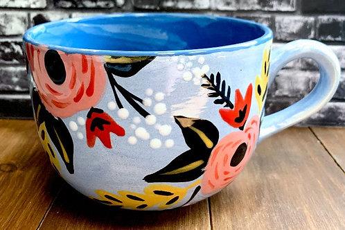 Floral Mug Kit