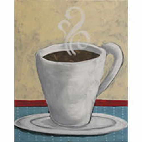 Cup of Comfort Canvas