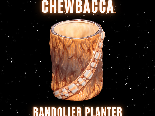 Chewbacca Planter/Utensil Holder
