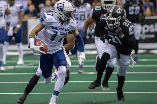 Game gallery: Columbus Destroyers vs. Baltimore Brigade