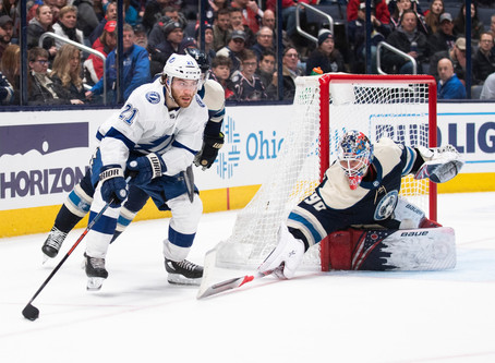 Examining the best tweets from the Blue Jackets and Lightning five-overtime thriller