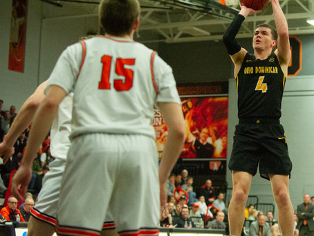 Game Gallery: Ohio Dominican Panthers vs. Findlay Oilers