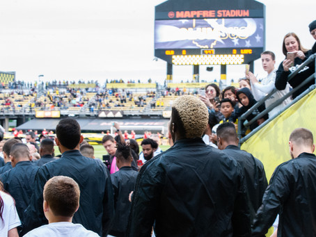 The Game in Pictures: Columbus Crew SC vs. Los Angeles