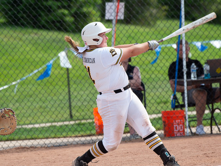 Ohio Dominican Softball competes in the NCAA Regional Tournament