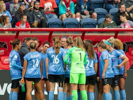 Red Stars Report: Chicago falls in NWSL Challenge Cup opener to Washington 2-1