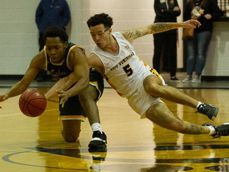 Game Gallery: A weekend of Ohio Dominican Basketball