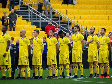 The Game in Pictures: Columbus Crew SC vs. FC Cincinnati