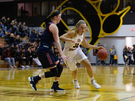 The Game in Pictures: Ohio Dominican Panthers vs. Malone Pioneers