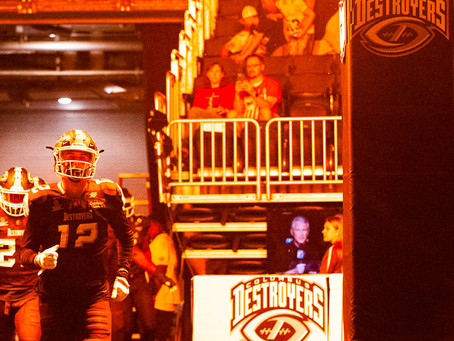 The Arena Football League offficially closes its doors