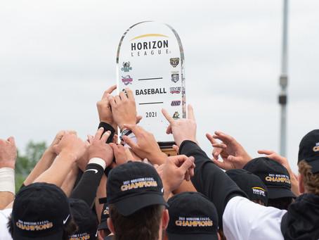 Photos: Horizon League Baseball Tournament (Wright State vs. Milwaukee)