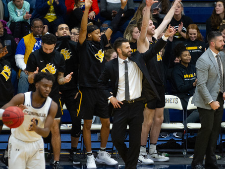 Game Gallery: Ohio Dominican Panthers vs. Cedarville Yellow Jackets