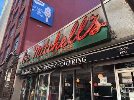 A trip to Lou Mitchell's