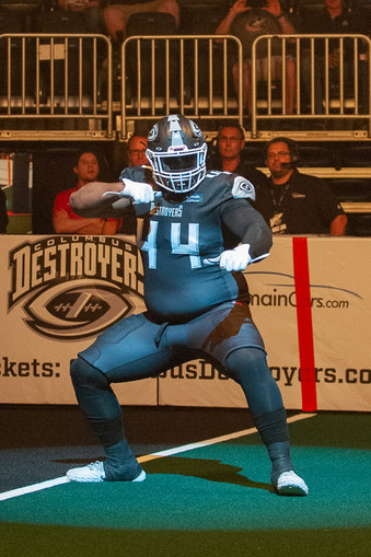 Game Gallery: Columbus Destroyers vs. Albany Empire