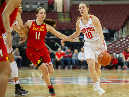The Game in Pictures: Ohio State Buckeyes vs. Maryland Terrapins