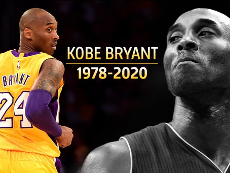What losing Kobe Bryant means to a generation