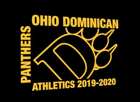 VIDEO: Ohio Dominican Athletics Highlights 2019-2020