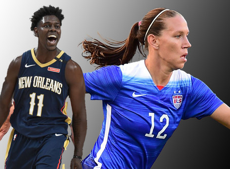 Jrue and Lauren Holiday prepare to launch social justice fund