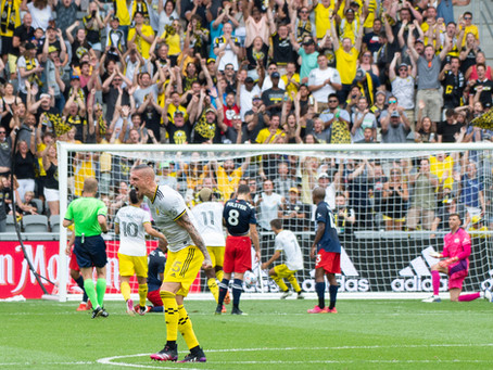 Game Gallery: Columbus Crew vs. New England Revolution (Lower.com Field Opening Game)