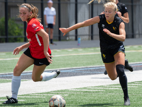 Game Gallery: Columbus Eagles vs. Fire and Ice SC