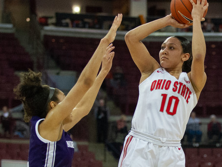 Game Gallery: Ohio State Women's Basketball vs. Northwestern