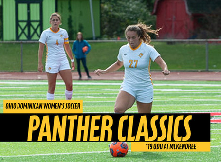 VIDEO: Panther Classics - Ep.2 - Ohio Dominican vs. McKendree Bearcats