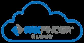 Faxfinder Logo_Full Color Line White Bac