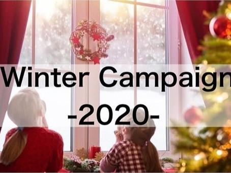 Winter Campaign 2020