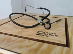 Vitrine Stéthoscope
