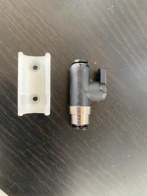 Festo valve mount