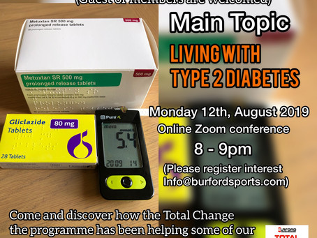 Living with Type 2 Diabetes
