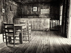 Jersey Lilly Saloon-Interior