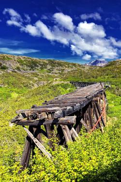 Abandoned Rail Bridge