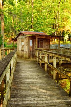 Old Mill Pond Dock