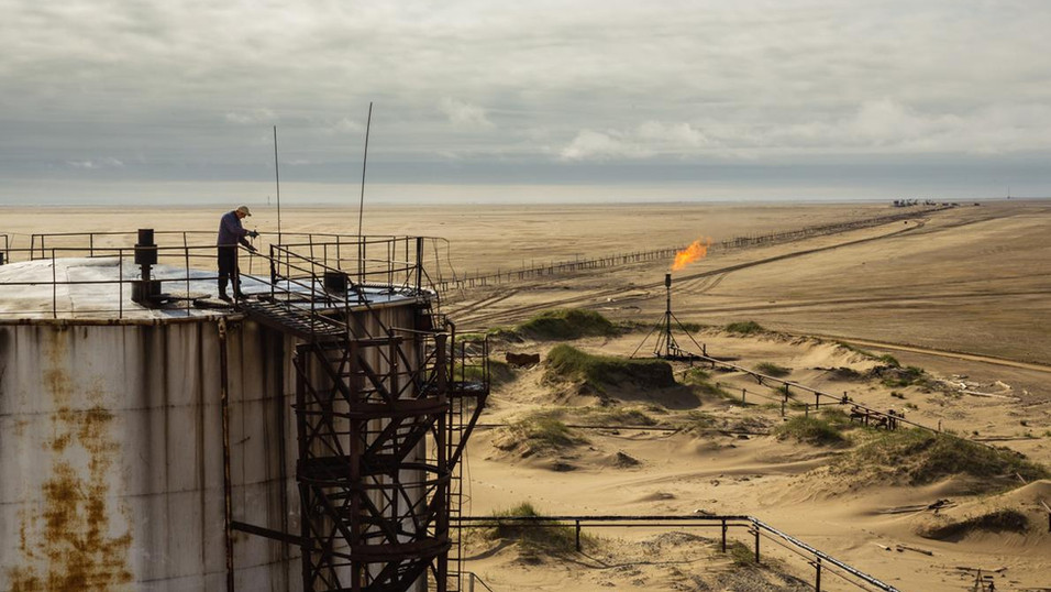 The Oil and Coal Fields at the Top of the Earth | National Geographic