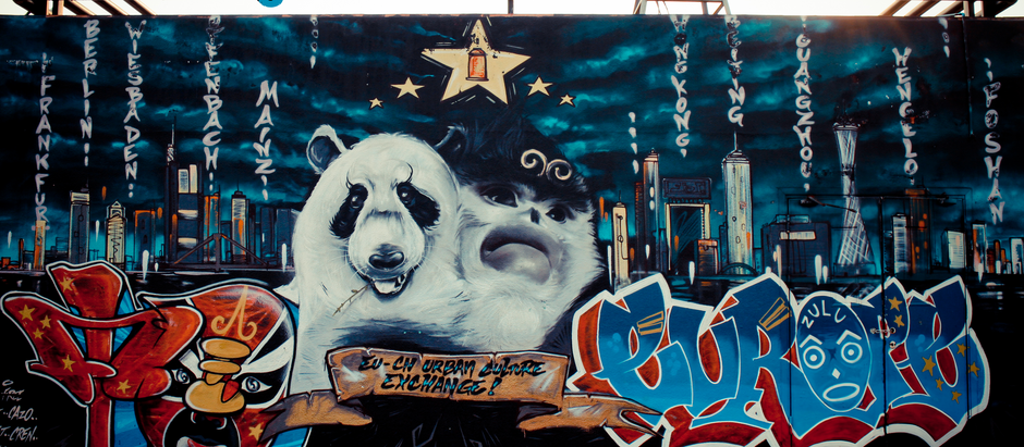 Writings on the Wall: Graffiti artists paint a different picture of the city