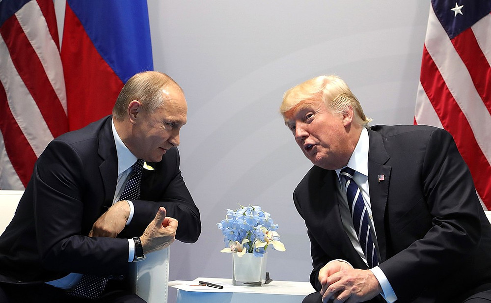 Trump Putin Secret