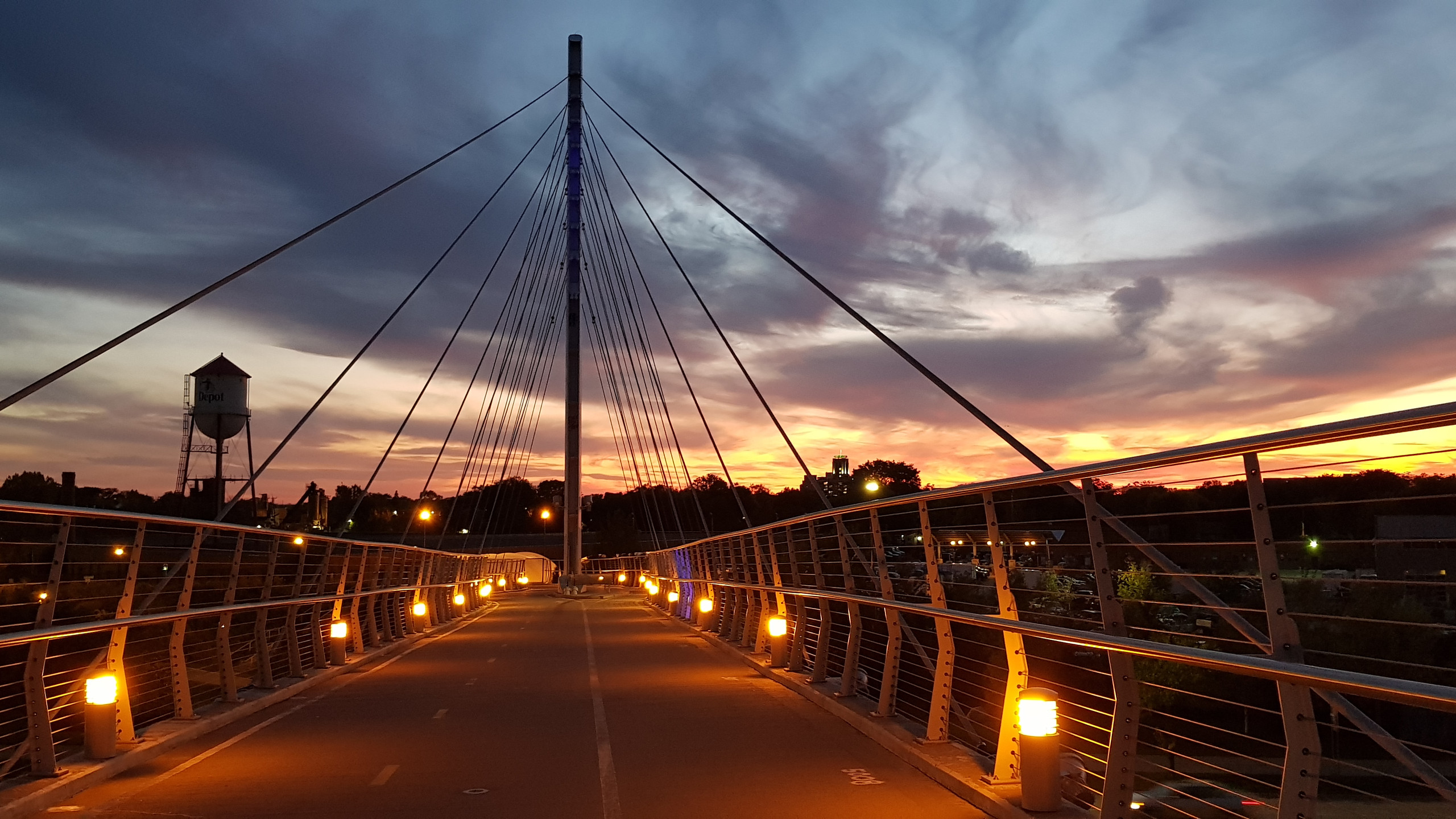 Hiawatha Bike Bridge