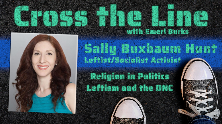 Cross the Line: Interview with Sally Buxbaum Hunt