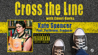 Cross the Line: Interview with Kate Spencer