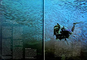 The Deepest Blues - June 2013 - Spread 2