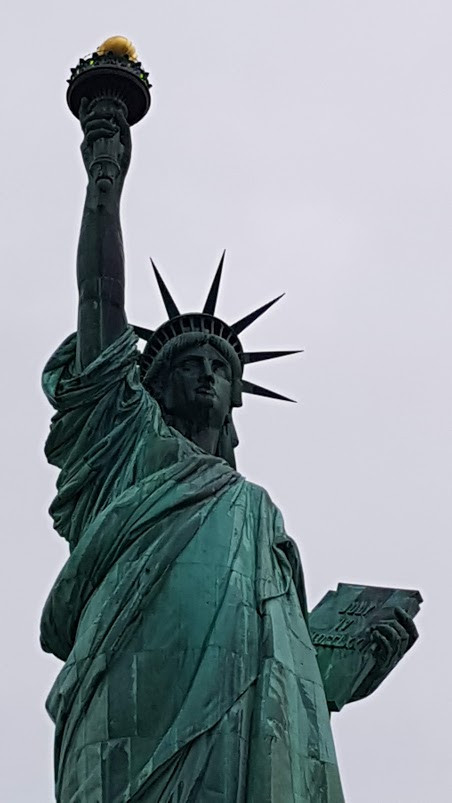 Statue of Liberty - Photo Credit to EB Words