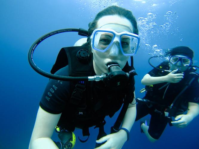 Diving Gili Meno