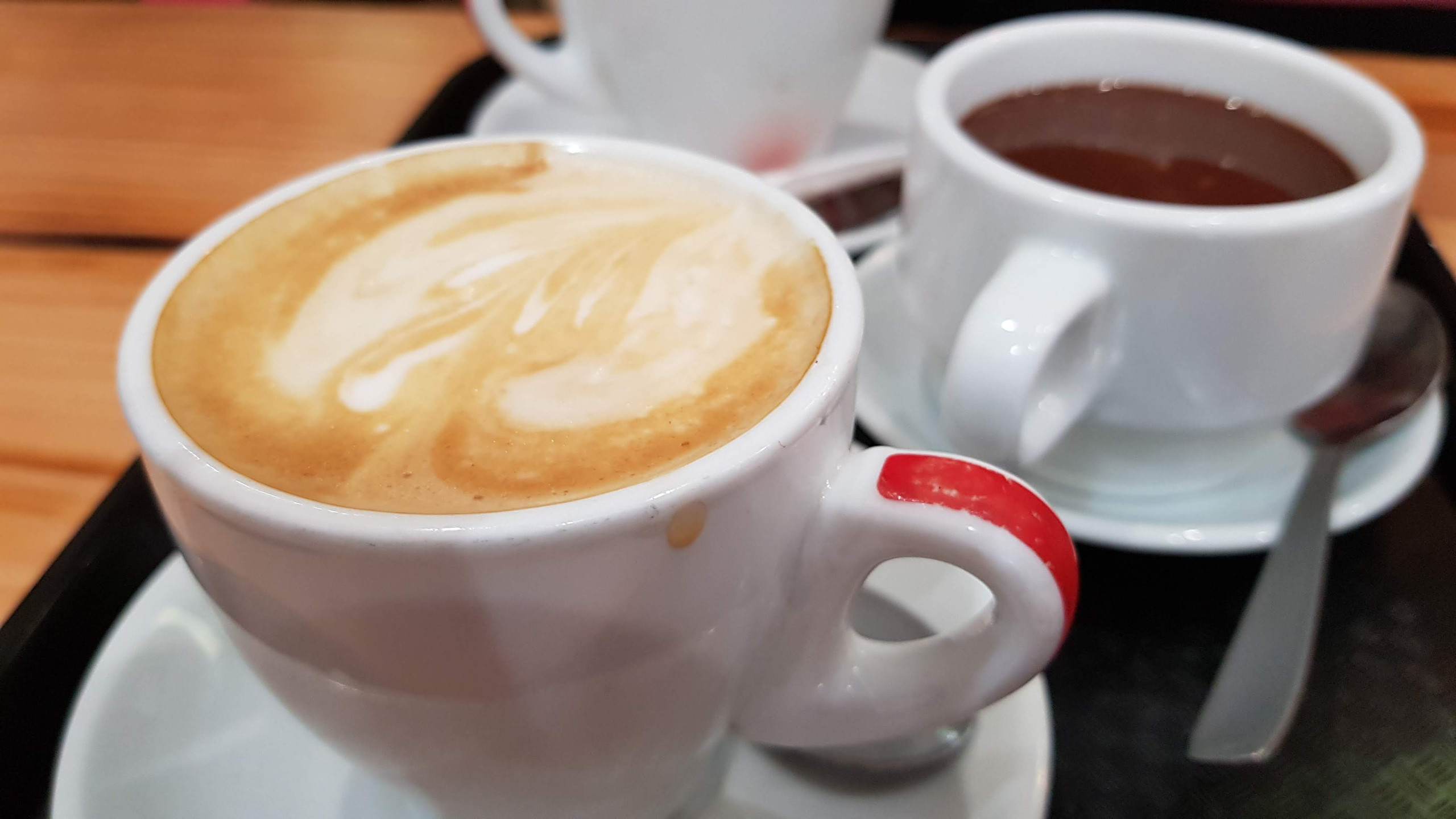 Cafe y chocolat