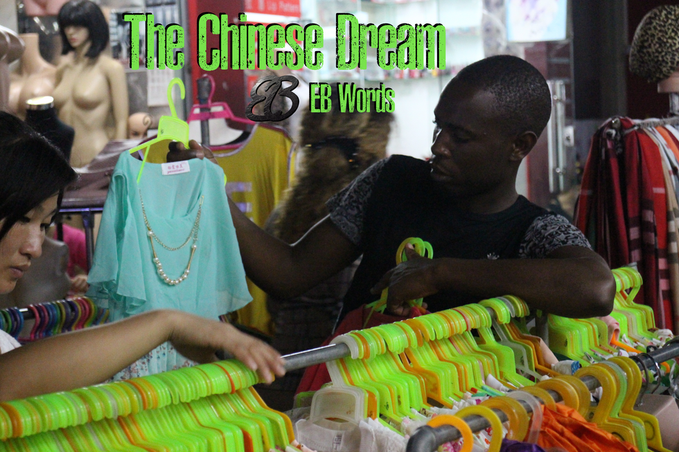 The Chinese Dream: Changing Aspirations of Africans in Canton