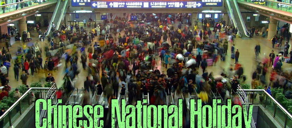 Chinese National Holiday - The Greatest Travel Nightmare of 2016