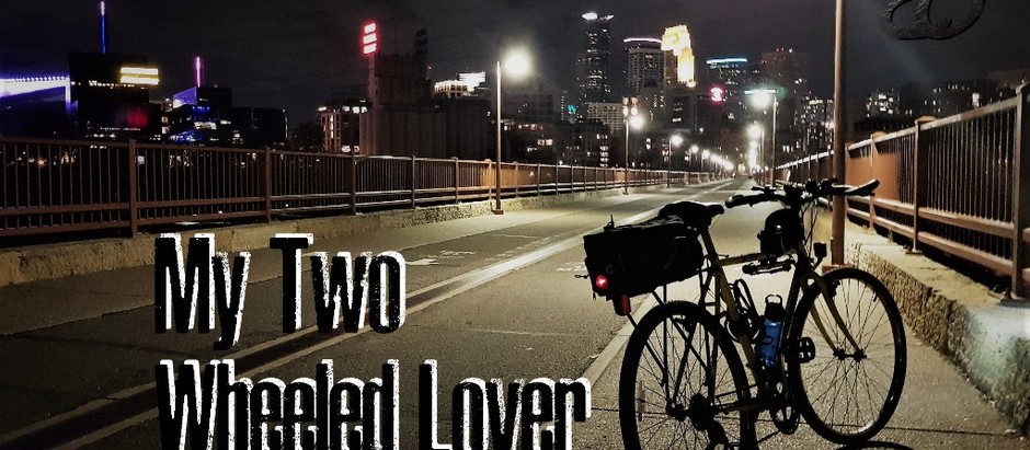 My Two-Wheeled Lover